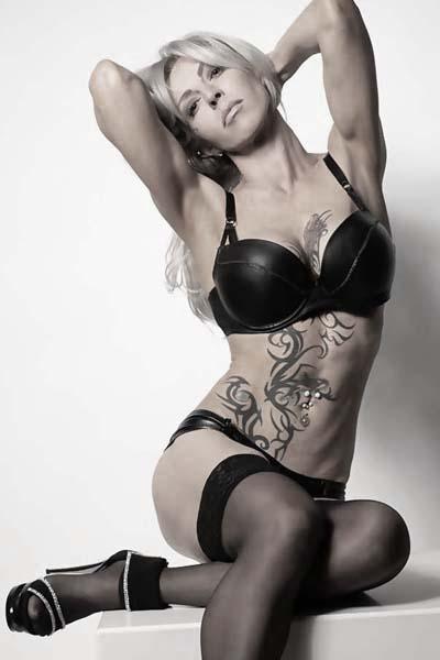 Stripperin Dalia aus Frankfurt - Strip Show Buchen